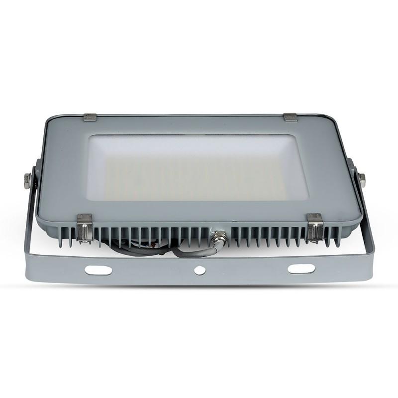Proyector LED 150W SMD SAMSUNG Chip Slim Cuerpo Gris 120 lm/W