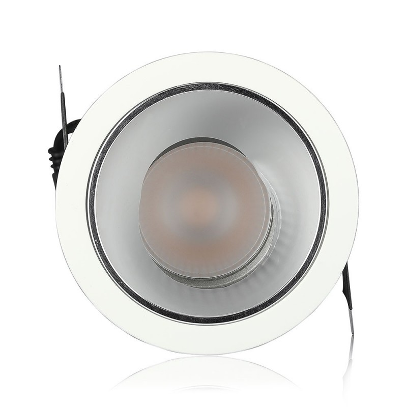 Downlight LED 6W Hotel COB CRI95 VT-2907-Downlight LED COB-VTAC