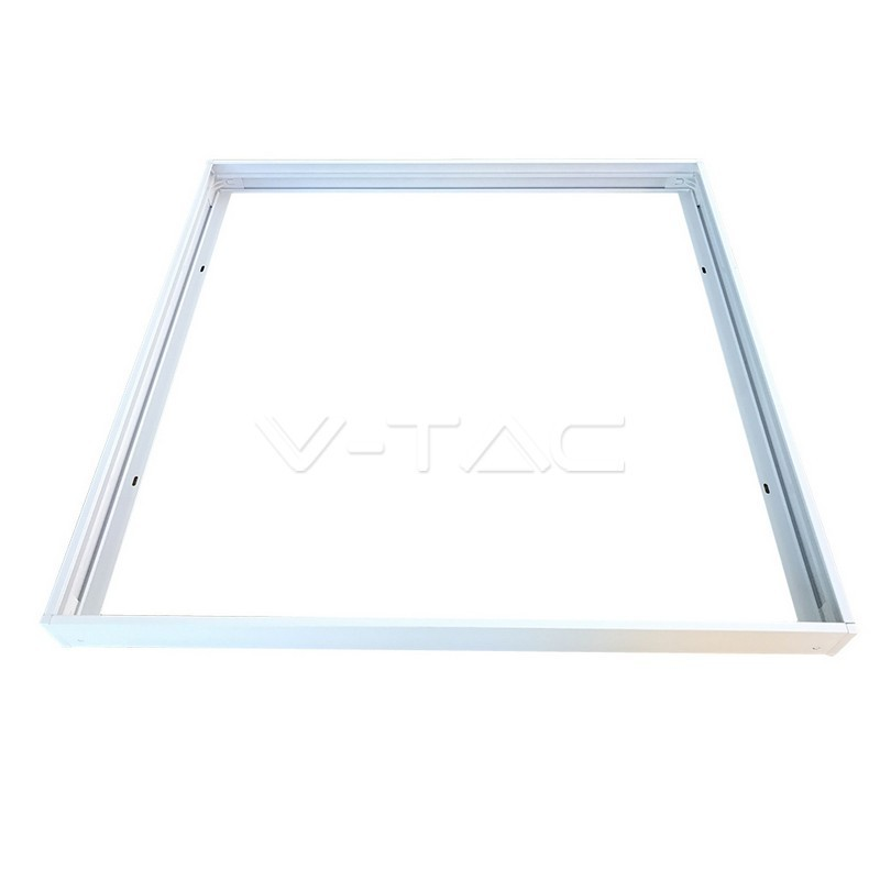 Marco para montaje exterior 595 x 595 mm-Paneles LED-VTAC