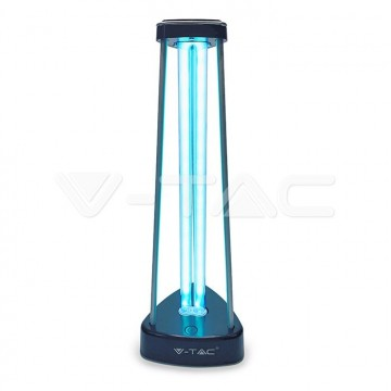 Lampara Germicida UV Ozono 38W 11203 VT-3238