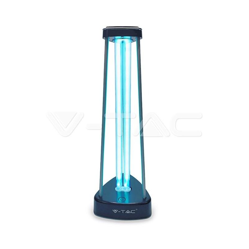 Lampara Germicida UV Ozono 38W 11203 VT-3238-Lamparas UV Desinfección-VTAC