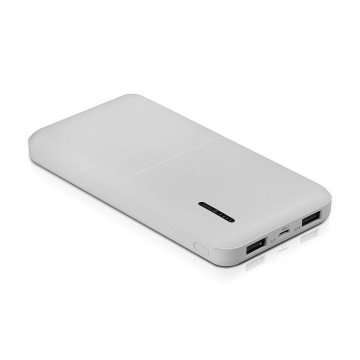 Power Bank 10K mAh blanco