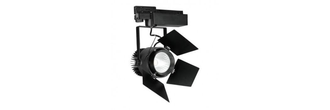 Focos de Carril LED para iluminar tu comercio