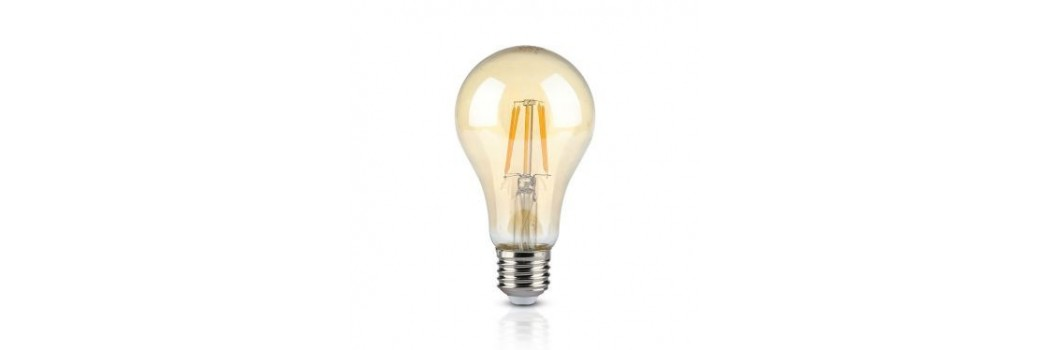 Bombillas Filamento LED decorativas
