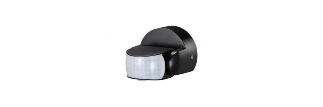Sensores o detectores de movimiento para bombillas de led