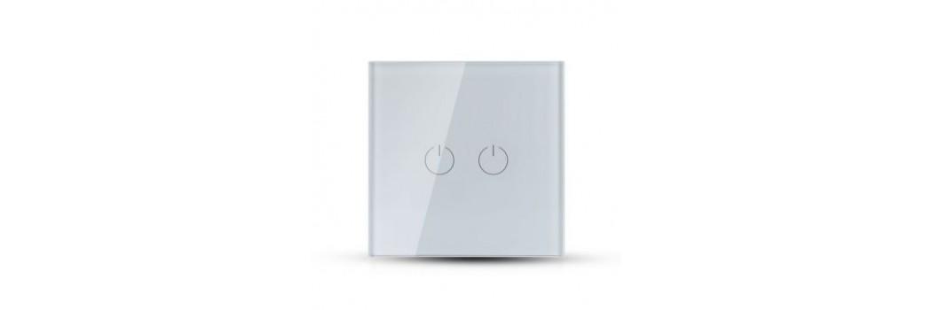 Interruptores y Dimmers