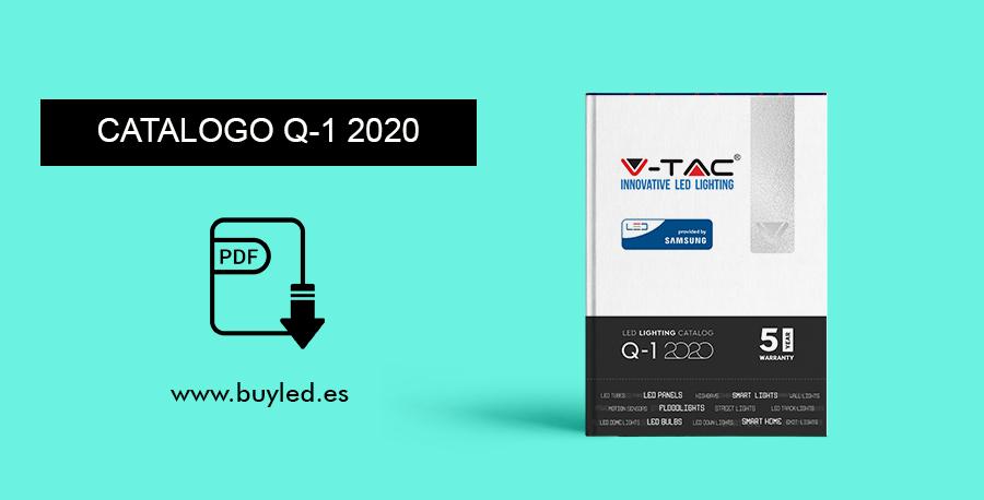 catalogo v-tac q1
