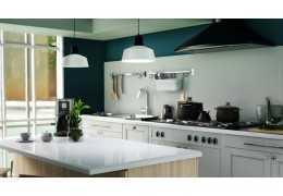 Cómo iluminar una cocina para que sea bonita y práctica